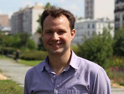 Headshot of Andrew Newman