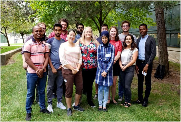 Welcome to the new biological sciences graduate students