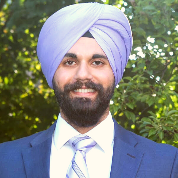 Advisor Spotlight: Meet psychology advisor Harman Singh