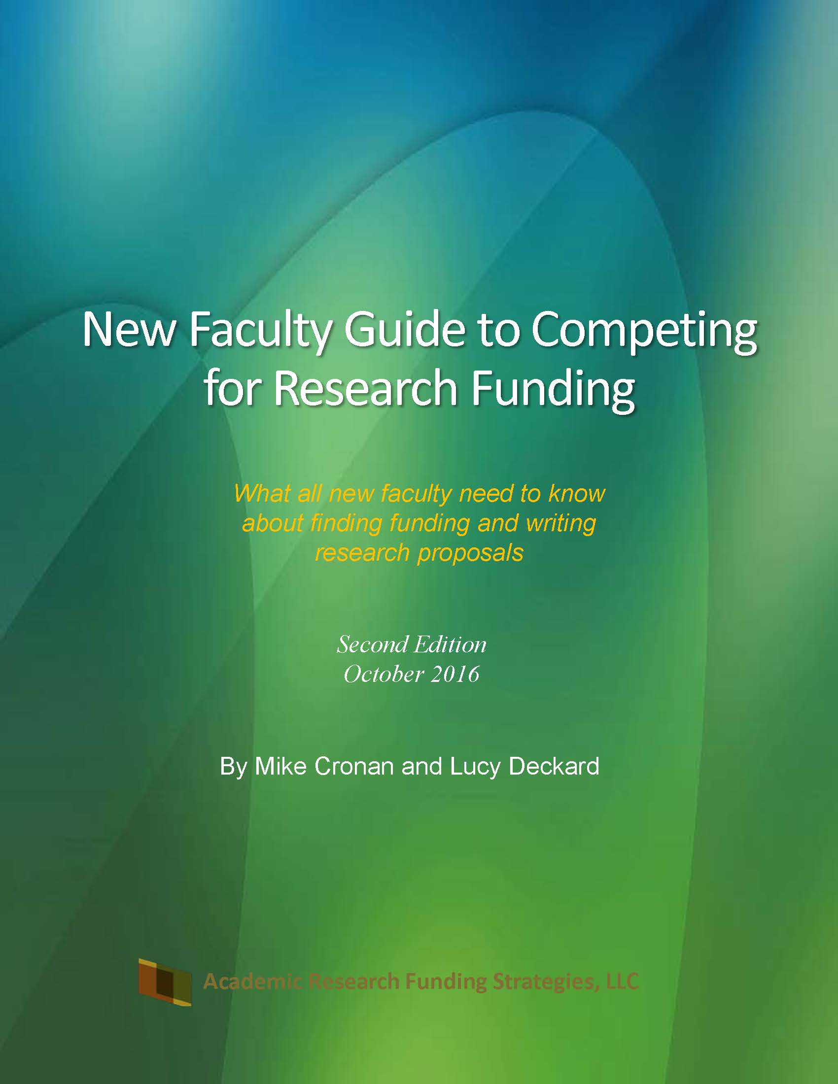 New Faculty Guide